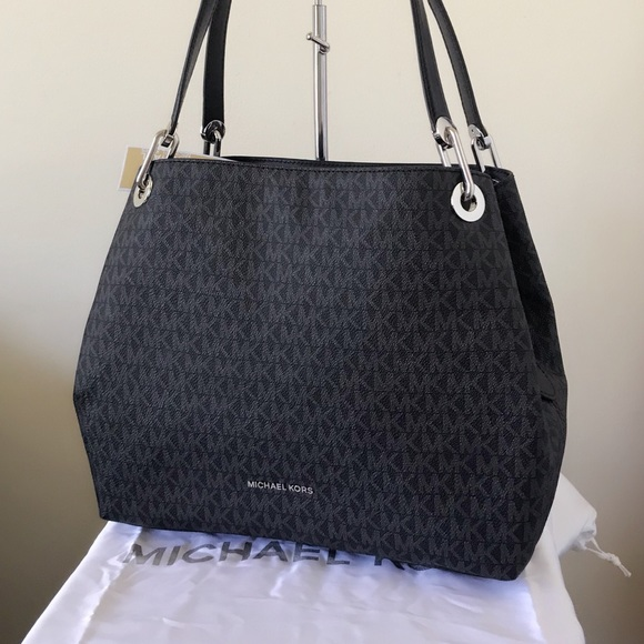 f627e87bb901 Michael Kors Bags | Nwt Raven Large Shoulder Tote | Poshmark